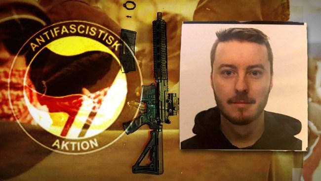 Vänsterextremist döms för grovt vapenbrott – revolutionen får vänta