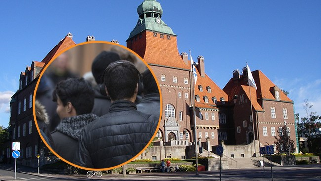 Kriminella afghaner häktade för människorov i Östersund – härvan växer