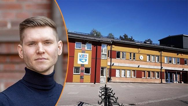 """Allard (ÖP) har fått nog: """"Stäng Vivallaskolan"""""""
