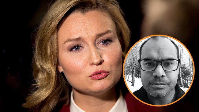 Ronie Berggren: Silbersteins tragiska attack på Busch Thor
