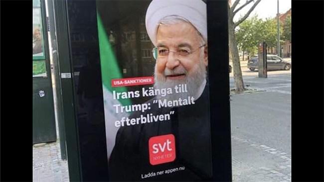 SVT i blåsväder: Anklagas för att sprida propaganda för diktaturen i Iran