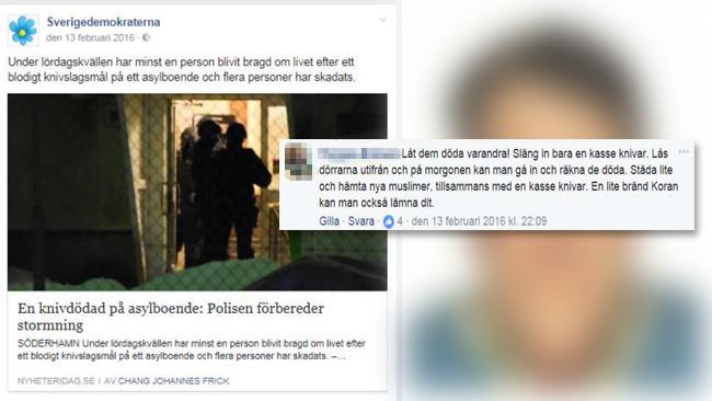 b257aec09e7f Åtalades för att ha kommenterat NI-artikel – frias tack vare alltför få  gillningar - Nyheter Idag