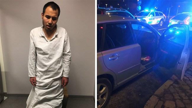 Ville döda slumpmässigt och bli martyr - döms till rättspsykiatrisk vård