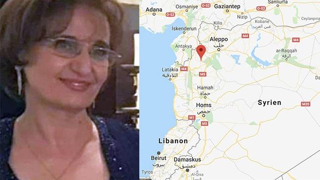 Kristen kvinna våldtogs, torterades och stenades till döds