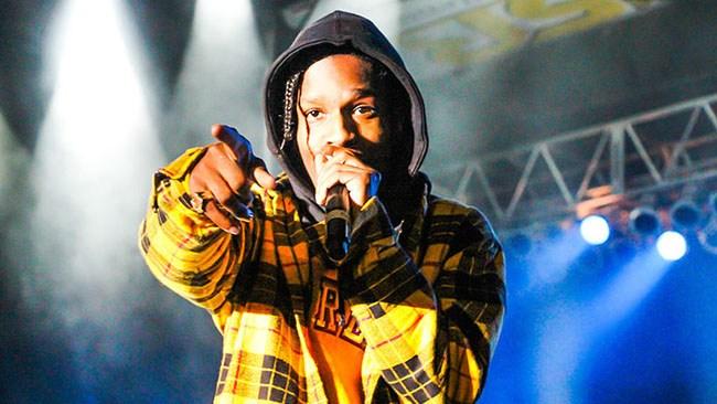 """A$AP Rocky: """"Jag har ingenting emot svenskar"""""""