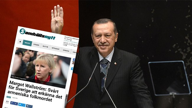 Samhällsnytt spred turkisk propaganda