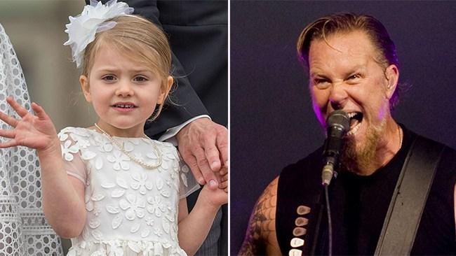 Prinsessan Estelle såg Metallica – nu inleder kommunen granskning