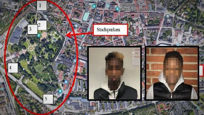 Dömdes för sju rån på en och halv timme – skrevs ned i ålder och undgick fängelsestraff
