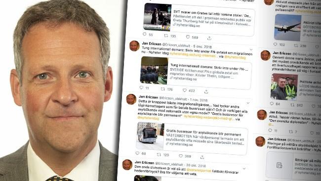 """M-toppen slår tillbaka mot DN: """"Inga problem alls"""" att dela Nyheter Idag"""