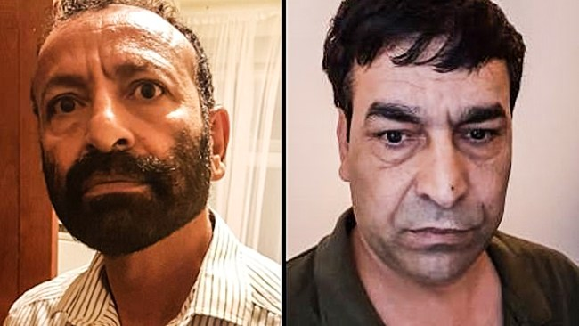 Två afghaner gripna för att ha planerat hedersmord på porrskådis-dotter