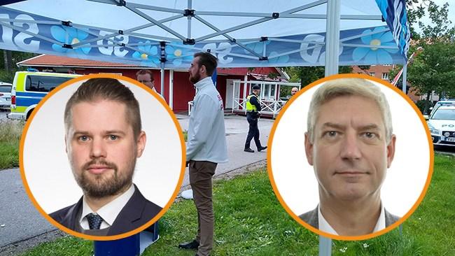Alm och Broman (SD): Dags för kraftsamling mot islamismen