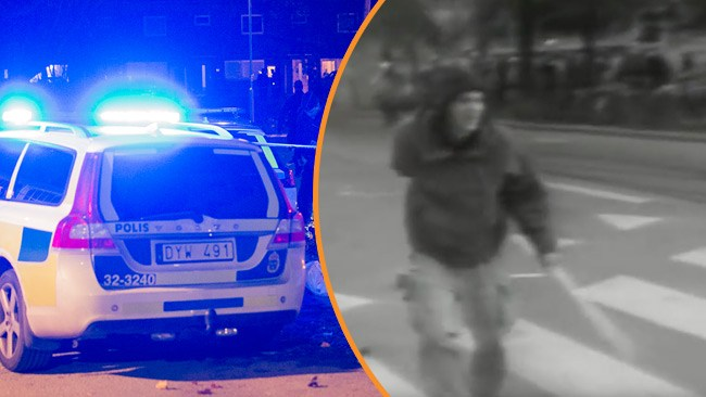 Ökänd vänsterextremist anhållen för misstänkta bomber i Göteborg