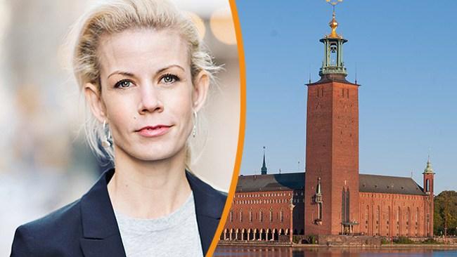 Svagt förtroende för Anna König Jerlmyr bland M-väljare i intern mätning