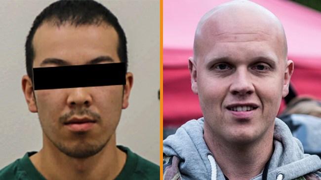 """Afghanske mördaren i Kil: """"Jag hade mördat Joakim Lamotte"""""""