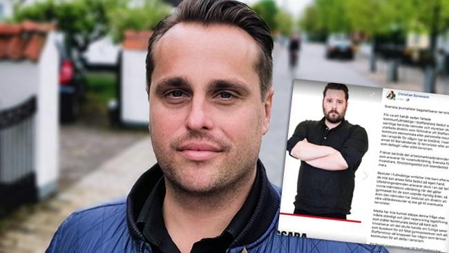 """Sonesson (M): """"Svenska journalister bagatelliserar terrorism"""""""
