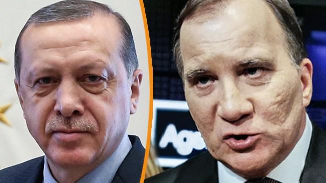Liar, liar: Löfven anklagas för att ljuga om Turkietpengar