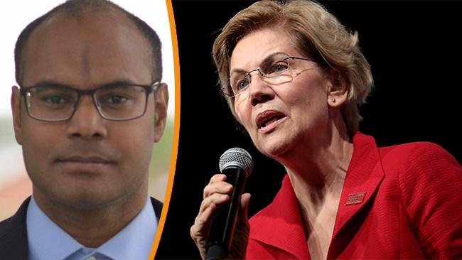 Ronie Berggren: Nu är Elizabeth Warren Demokraternas tydliga frontrunner