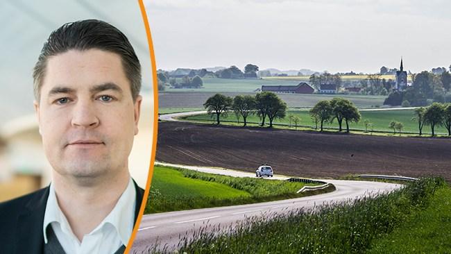 Oscar Sjöstedt (SD): Vanligt folk ska ha råd att köra bil