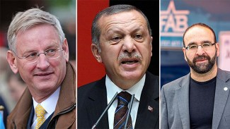 Svenskarna som hyllat Erdogans Turkiet