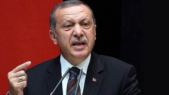 Erdoğan uppmanar till bojkott av franska varor