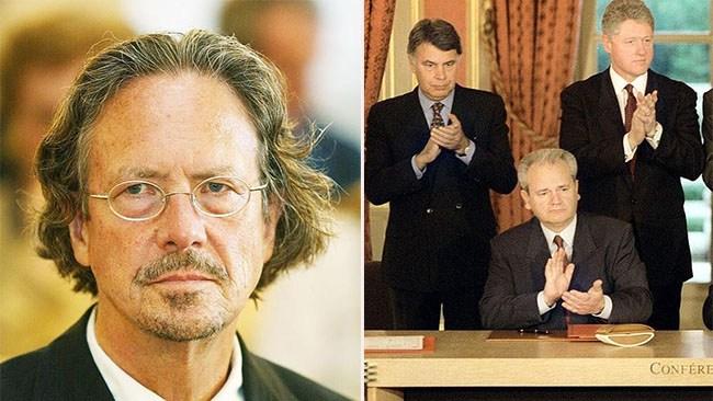 """DN-skribent rasar mot nobelpristagare i litteratur: """"Öppen förespråkare av folkmord och utrotning"""""""