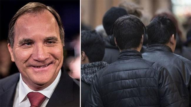 """Löfven inte orolig för nytt migrantkaos: """"Inga faktorer som drar till Sverige"""""""