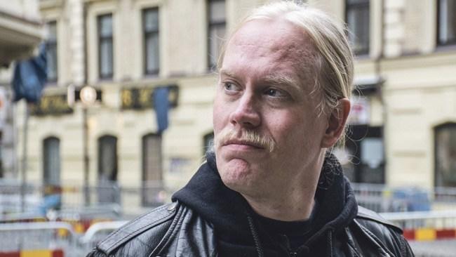 """Proletärens nya chefredaktör: """"Gretahajpen är sjuk"""""""