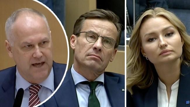 """Sjöstedt (V) till ny rasistattack mot SD – varnar för """"de blåbruna"""""""