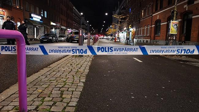 Tonåring sköts på pizzeria i Malmö – mördare flydde på cykel