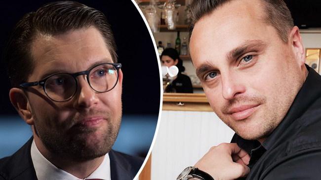 Åkesson om rasistanklagelserna mot Staffanstorp: Kulturvänstern tycker det – inte vanligt folk
