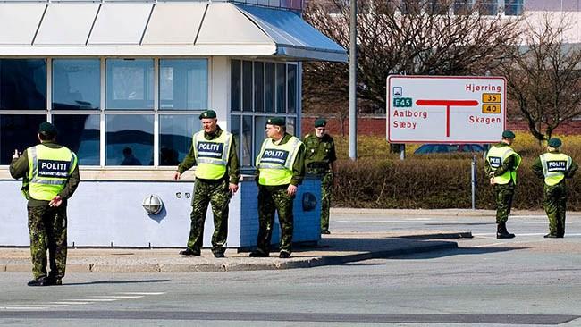 Nu inför Danmark gränskontroller mot Sverige