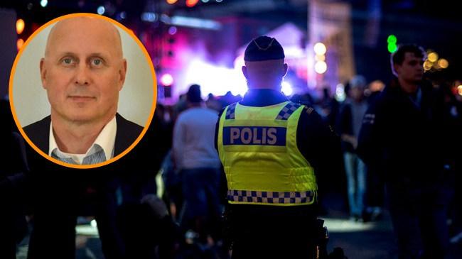MED: Poliskrisen måste lösas nu – inte om tio år