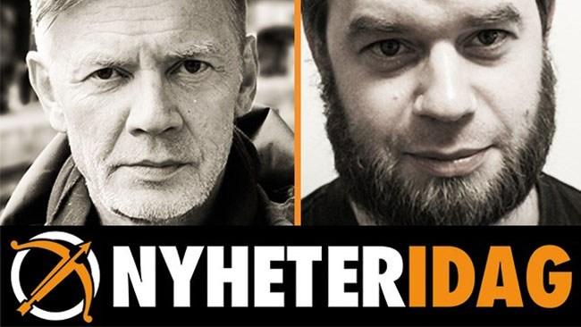 Nyheter Idag-podden med Erik van der Heeg: Jokern och clownerna
