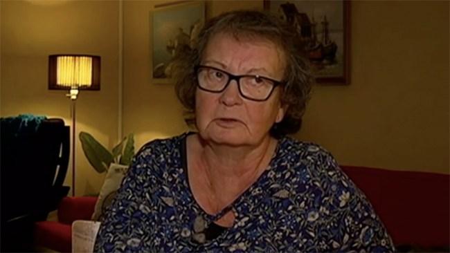 """77-åriga Louise hotades med våldtäkt av barngäng: """"Man baxnar"""""""