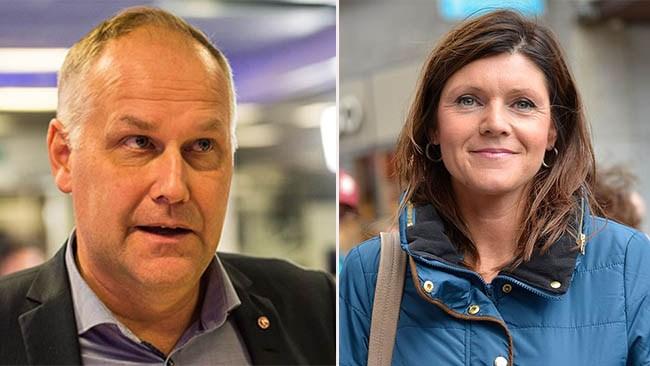 Vänsterpartiet hotar fälla S-minister tillsammans med oppositionen