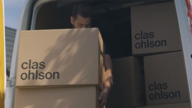 Clas Ohlson vill inte synas i Staffanstorps reklamfilm