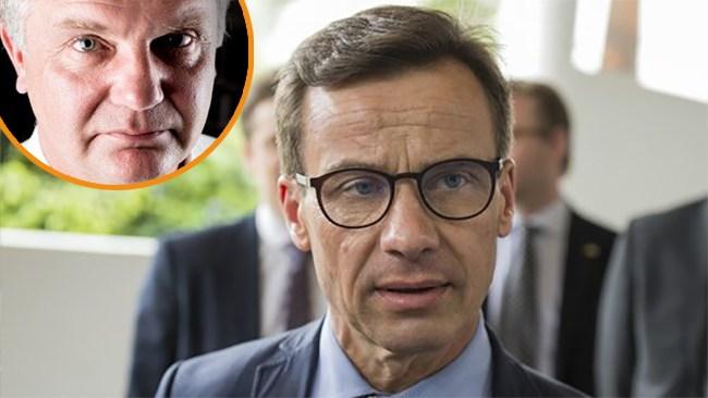 """Westerholm: """"Moderaterna har ingen krisinsikt"""""""