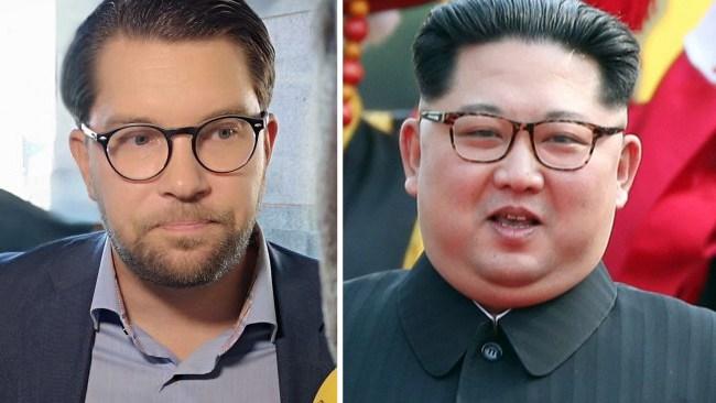 Nobelstiftelsen nobbar SD – välkomnar diktaturer