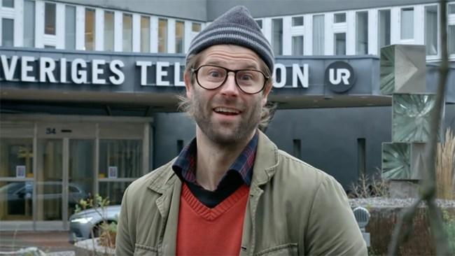 Dräpande satir om SVT gör succé
