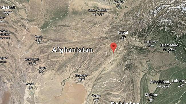 Passagerarflygplan har störtat i Afghanistan