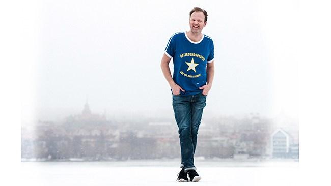 """Ganmans utmaning till Moa Berglöf: """"Hon får 10 000 kronor om hon hittar något jag skrivit som är rasistiskt"""""""
