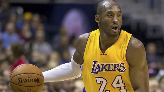 Basketlegenden Kobe Bryant död