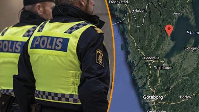 En död av stickskador efter gängbråk – polisen mörkar