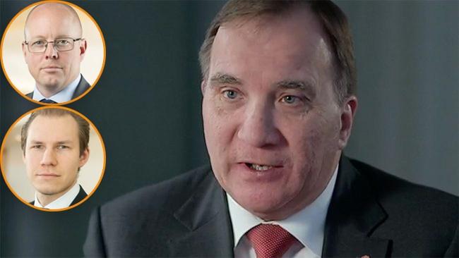 SD: Antisemitismen och Israelhatet har vuxit inom Socialdemokraterna med Löfvens goda minne
