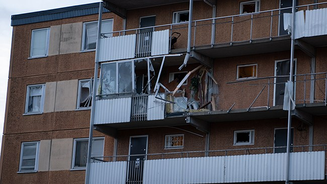 Dubbla explosioner i Stockholm – kan finnas koppling till Östermalm