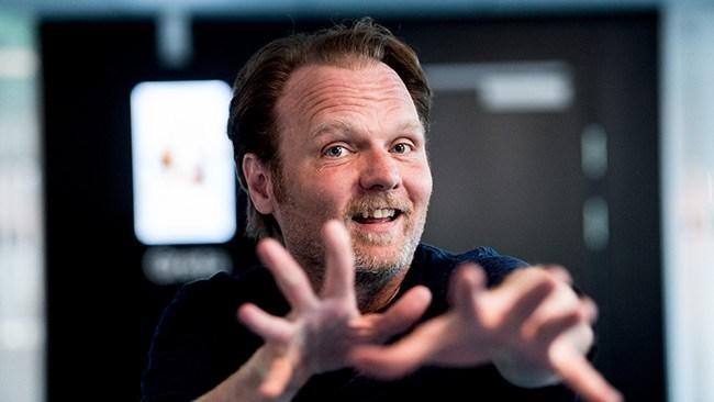 Jens Ganman utsedd till Årets svensk