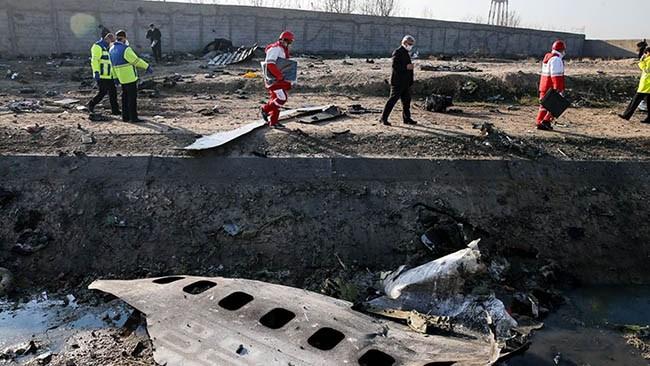 Iran erkänner att man sköt ned planet