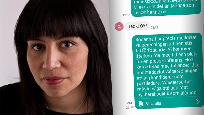 "Så gick Sveriges Radio på bluffen om Dinamarcas ""kandidatur"""