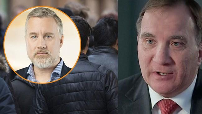 SD: Regeringen Löfven sitter på händerna istället för att stoppa rymningarna