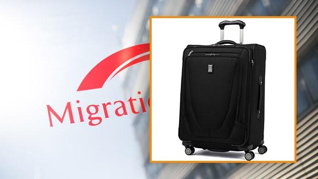 Polisen misstänker: Man smugglades ut ur Migrationsverkets förvar i resväska